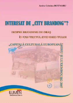 "Interesat de ""City Branding?"