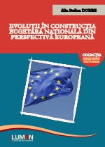 Evolutii in constructia bugetara nationala din perspectiva europ
